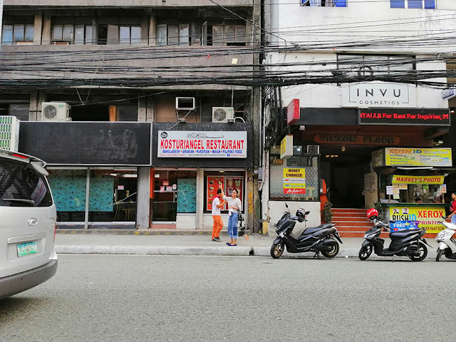 Kosturiangel Restaurant Manila