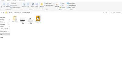 persiapkan file