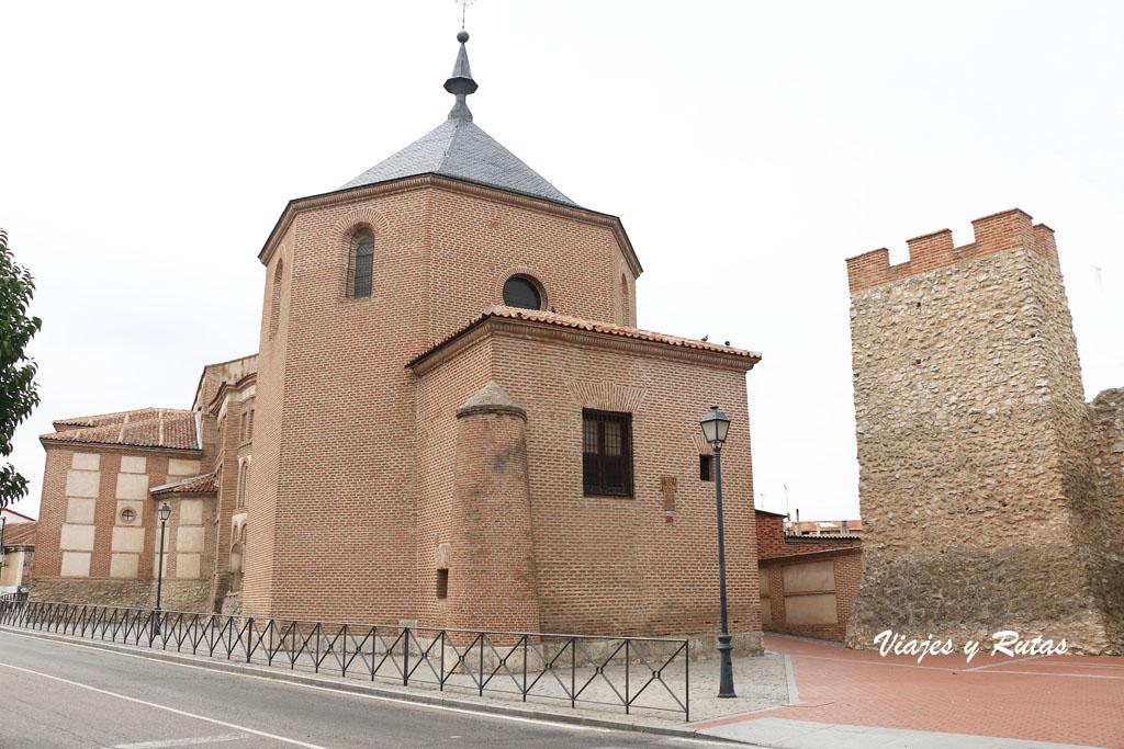 Cripta de la Soterraña y murallas, Olmedo