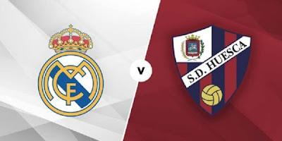 مشاهدة مباراة ريال مدريد ضد هويسكا اليوم 31-10-2020 بث مباشر في الدوري الاسباني