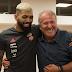Zico vê Gabigol próximo de ser o maior atacante da história do Flamengo e afirma: 'Pode fazer muito mais ainda'