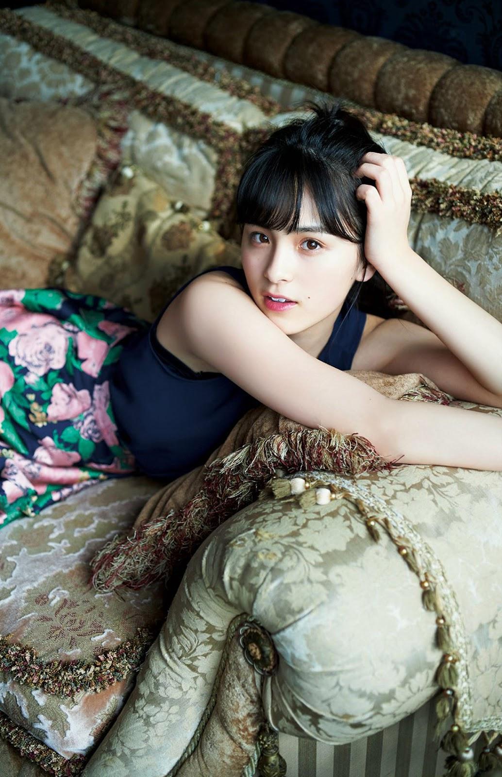 Ozono Momoko 大園桃子, BRODY 2018 No.04 (ブロディ 2018年4月号)