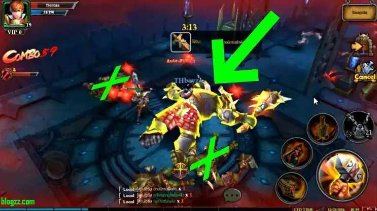 Clash for Dawn'da lonca görevlerini yapmak, yeni görevler almak ve level artırmak için gereklidir.