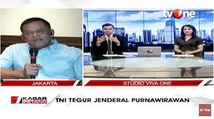 Jenderal Gatot Soroti Ricuh di TMP Kaliba: TNI Aktif dan Purnawirawan Dihadapkan