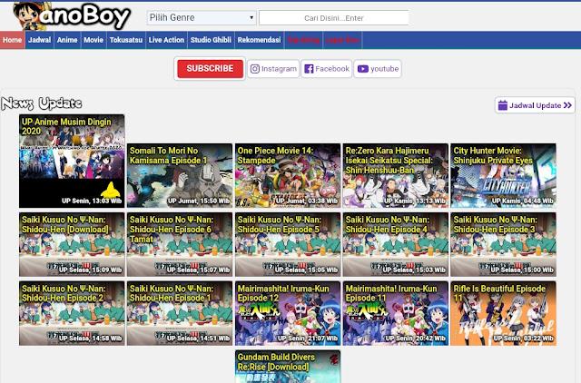 Movie One Piece Stampede Rilis di Web Indo dengan Kualitas HD (ini Situsnya)