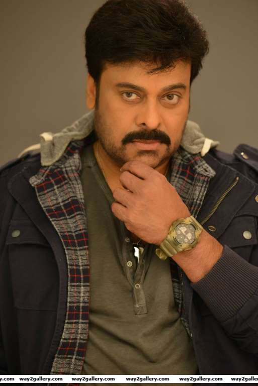 Khaidi No is Telugu superstar Chiranjeevis th film
