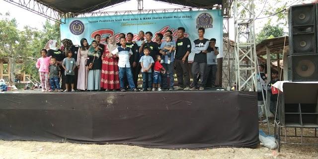 MTs Nurul Akbar Gelar Reuni Akbar All Angkatan