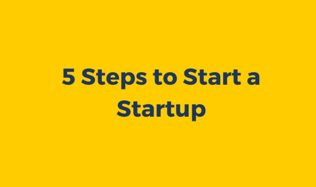 The Pathway to Starting Your Own Startup