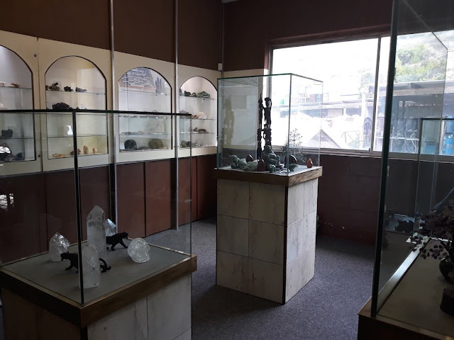 Simon's Town Scratch Patch museum exhibit