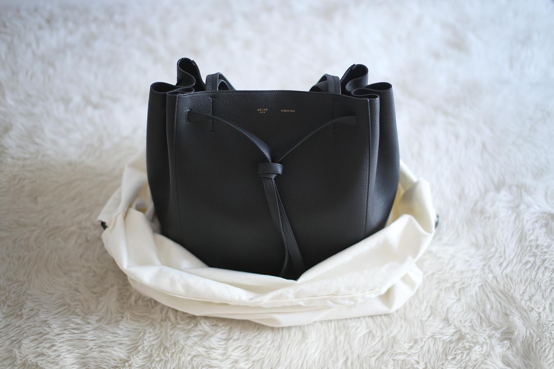 4ed006006686 Céline Medium Cabas Phantom. FashionHandbagsReviews