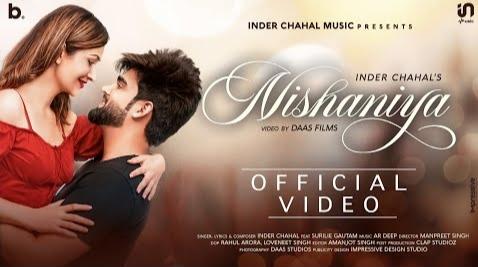Nishaniya Song Lyrics - Inder Chahal