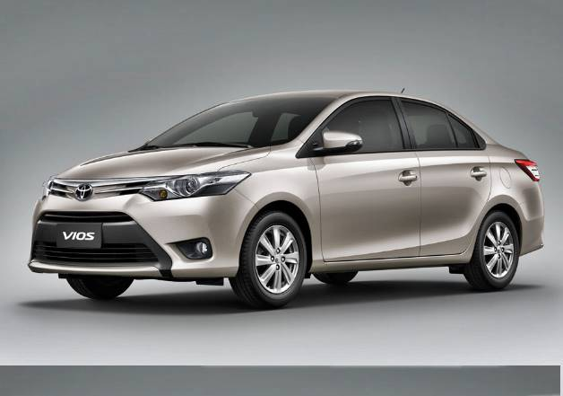 2018 Toyota Vios Review