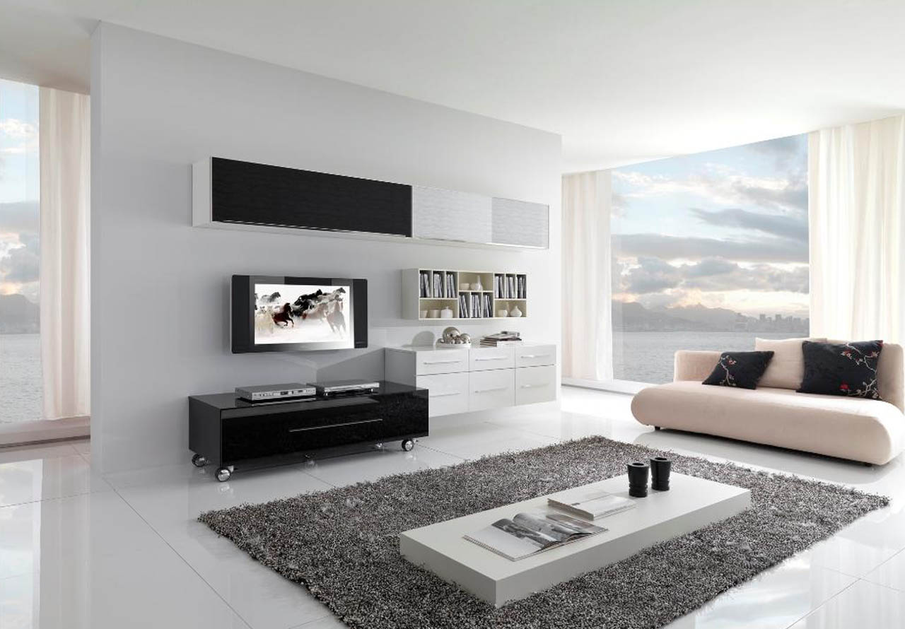 Gambar Desain Interior Minimalis Desain Ruang Tamu