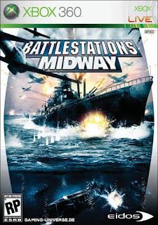 Battlestations Midway Xbox 360 Baixar
