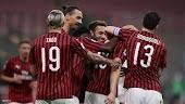 نتيجة مباراة ميلان وأتلانتا اليوم الجمعة بتاريخ 24-07-2020 في الدوري الايطالي