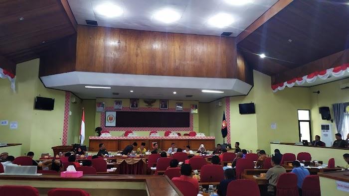 DPRD Lambar Wacanakan Pansus Suka Pura