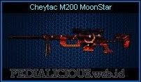Cheytac M200 MoonStar
