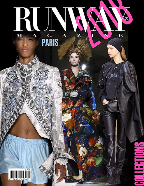 Runway Magazine 2018 Paris Collections