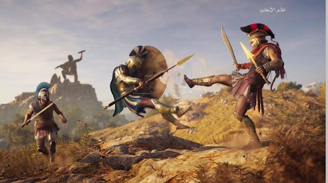 مراجعة و تقييم لعبة Assassin's Creed Odyssey