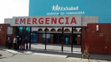 Hospital Yanahuara EsSalud Arequipa
