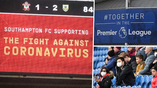 Klub Liga Primer Inggris Diajak Melawan COVID-19