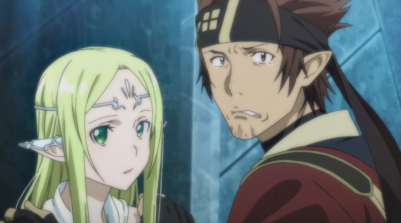 Sword Art Online 2 – Episódio 16