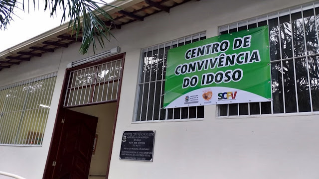 Centro de Convivência do Idoso oferece diversas oficinas em Cantagalo