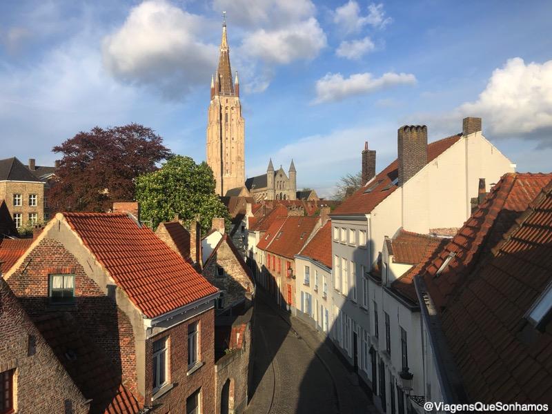 Hotel em Bruges