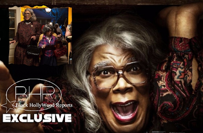 Tyler Perry's 'Boo ! A Madea Halloween' Takes The #1 Spot At The Box Office