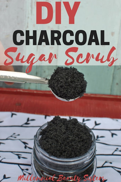 how to make black salt with charcoal