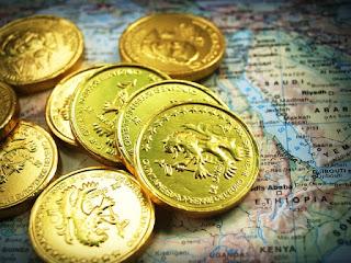 jenis emas koin