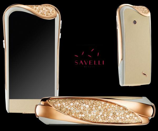 Savelli Champagne Gold