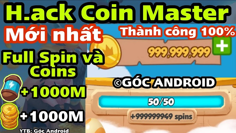 Coin Master MOD APK Unlimited Spin & Coins 2020 Latest v4