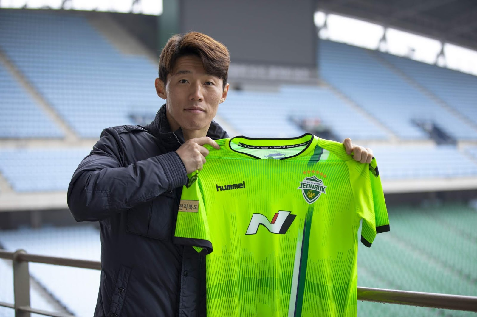 Kim Bo-kyung signs for Jeonbuk Hyundai Motors again