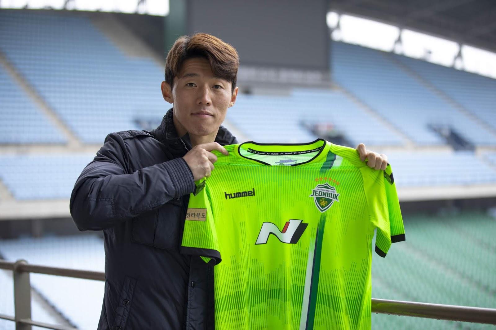 Kim Bo-kyung signs for Jeonbuk Hyundai Motors again