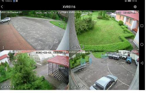 cctv camera mobile app dahua