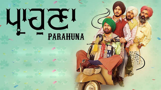 Parahuna (2018) Punjabi Movie 720p HD CamRip Download