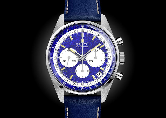 Zenith and Phillips create a one-off El Primero Chronograph in platinum