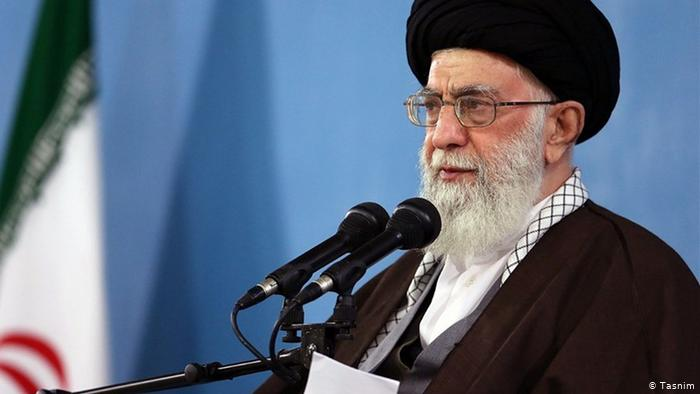 Iran's Supreme Leader Ayatollah Ali Khamenei has to agree to all political decisions