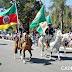 Desfile Farroupilha encerra comemorações gaúchas em São Gabriel