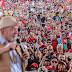 Jobope participa de ato com o ex-presidente Lula, em Feira de Santana