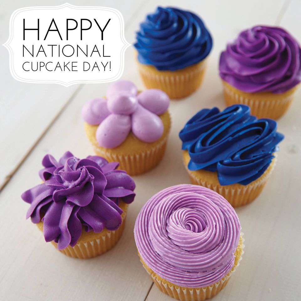 National Cupcake Day Wishes pics free download