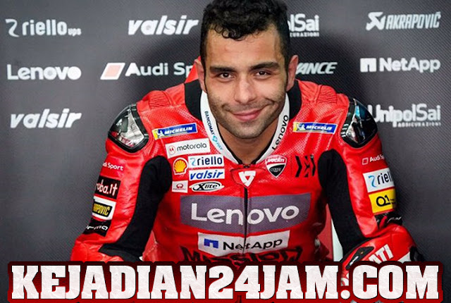 Petrucci Pindah Ke KTM Dan Pertaruhkan Karirnya Di MotoGP