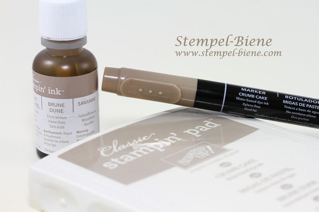 Nachfüllanleitung stampin write marker