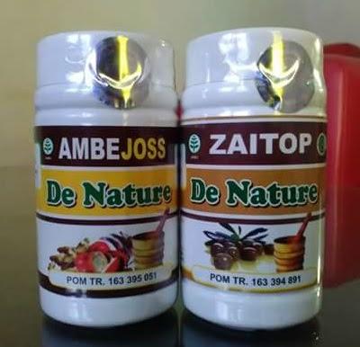 Obat Wasir Herbal Ambejoss dan Zaitop