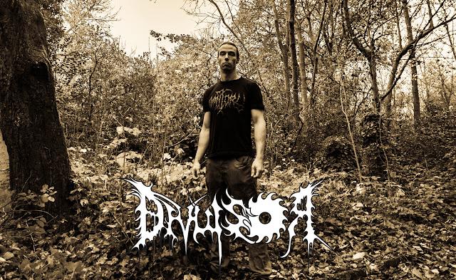 "Divulsor: baixe agora ""Defiled Corridors of Ruptured Oblivion"" pelo Bandcamp!"
