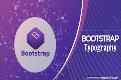 Bootstrap | Typography
