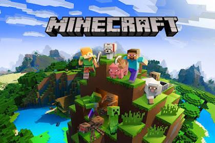 Minecraft PE-v1.13.0.18  Terbaru