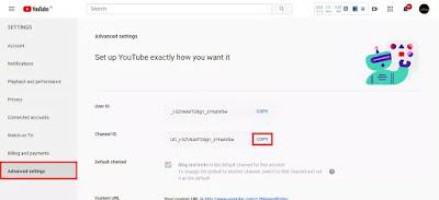 youtube-advance-setting