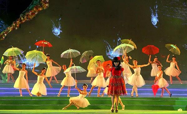 Lâm Đồng Lễ hội Mưa phố núi – Đà Lạt